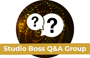 studio boss q and a group