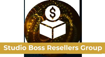 studio boss resellers group