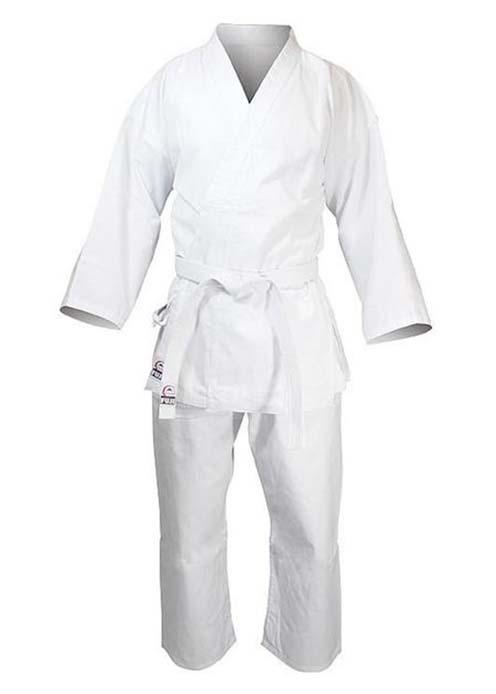 Fuji Student Weight Uniform White